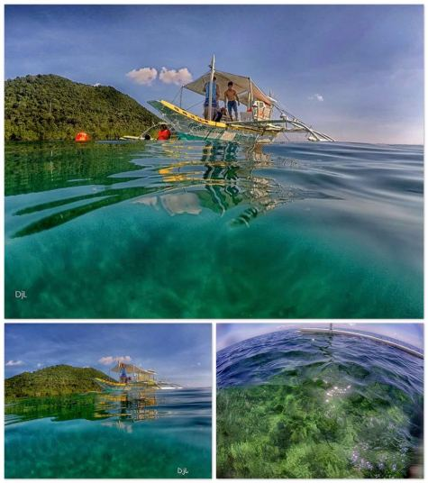 palawan beauty collage